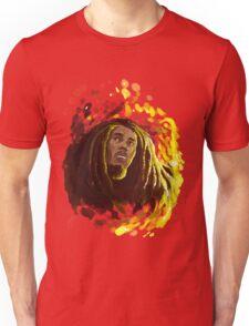 One Love (Red version) Unisex T-Shirt