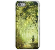 The Forest Stray iPhone Case/Skin
