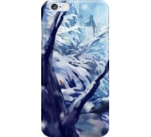 Midwinter iPhone Case/Skin