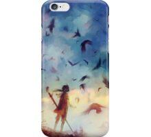 Flock iPhone Case/Skin