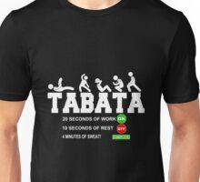 Tabata Cardio Bootcamp Workout T-Shirt Unisex T-Shirt