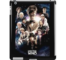 Doctor Who Meet the doctors iPad Case/Skin
