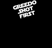 Greedo Shot First by TeamPineapple