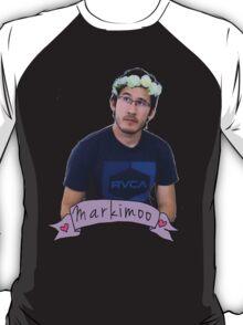 Markiplier (Level: Flower crown) T-Shirt