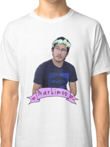 Markiplier (Level: Flower crown) Classic T-Shirt