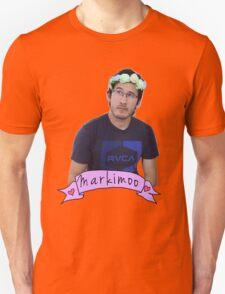 Markiplier (Level: Flower crown) Unisex T-Shirt