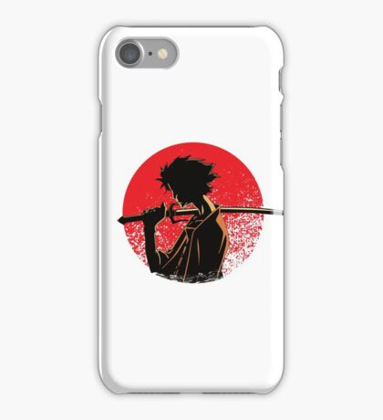 Samurai Champloo - Mugen Sunset iPhone Case/Skin