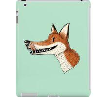 Mr Fox iPad Case/Skin