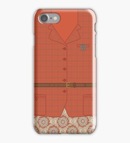 You cannot leave unfinished love behind you iPhone Case/Skin