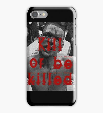 Kill iPhone Case/Skin