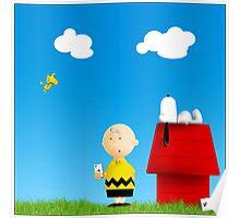 #peanuts Poster