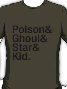 Killjoys Gang. T-Shirt