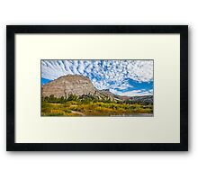 Fall Beginnings Framed Print