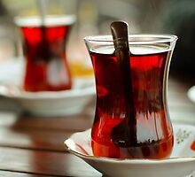 Turkish Tea for Two by SuzannemorriS
