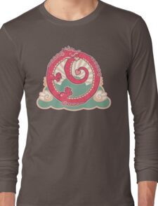 Ouroboros of Happiness Long Sleeve T-Shirt