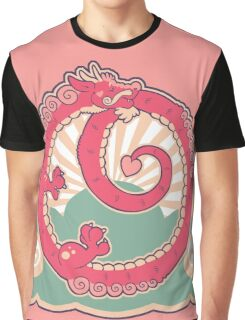 Ouroboros of Happiness Graphic T-Shirt