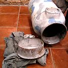 Carbide shooting art explosive! by patjila