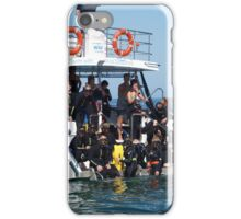 The Dolphin Hunt iPhone Case/Skin