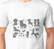Horoscope Cover Unisex T-Shirt