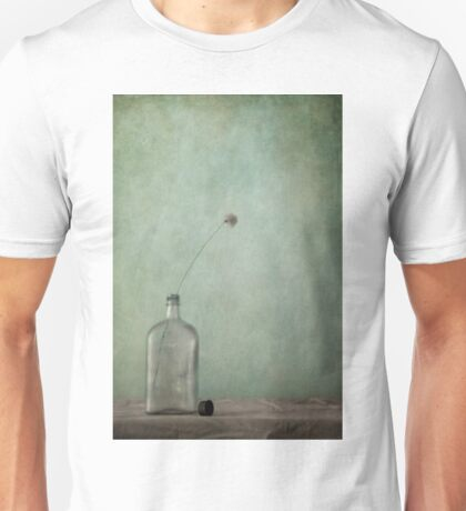 Just an old bottle and its cap Unisex T-Shirt