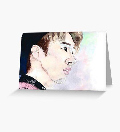 VIXX KEN - Milky Way Greeting Card