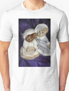 Two Beary Fine Ladies Unisex T-Shirt