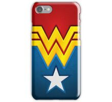 Wonder Woman iPhone Case/Skin