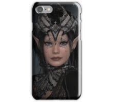 Dark Moon Elf iPhone Case/Skin