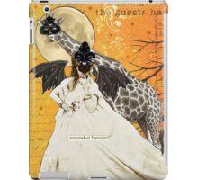 Baroque Masquerade Ball iPad Case/Skin