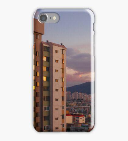 Daejeon City, South Korea iPhone Case/Skin