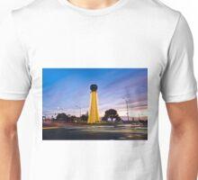 Black Rock clock tower Unisex T-Shirt