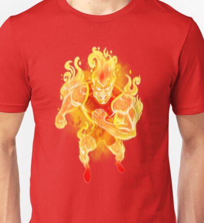 The Earth Scorching Sun By Grange Wallis Unisex T-Shirt