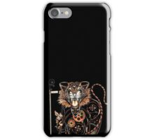 Richmond tiger iPhone Case/Skin