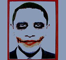 Obama Is A joke by MysteryMeat