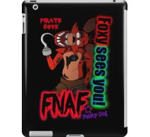 Foxy Sees You! iPad Case/Skin