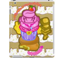 Majin's Chocolate Buu Cakes iPad Case/Skin