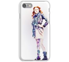 Amelia Pond iPhone Case/Skin