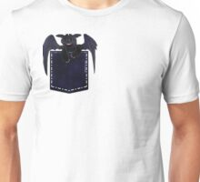 toothless in a pocket Unisex T-Shirt
