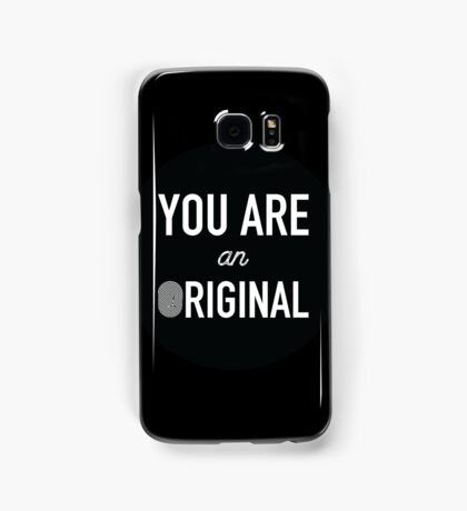 Original Samsung Galaxy Case/Skin
