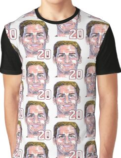 Brandon Saad Graphic T-Shirt