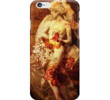 Winsome Woman iPhone Case/Skin