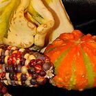 Fun With Gourds by WildestArt