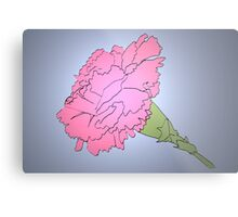 The Forever Flower Metal Print