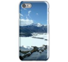 Lake Dillon Winter iPhone Case/Skin