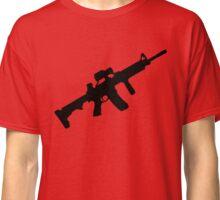 sniper rifle gun game Classic T-Shirt