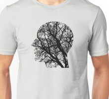 Branches of Growing Thoughts Unisex T-Shirt