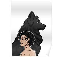 Sirius and Padfoot Poster