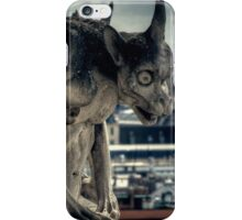 Grotesque of Notre Dame iPhone Case/Skin