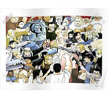 The Elric Fistbump Poster