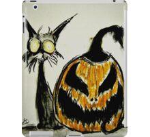 The Black Cat iPad Case/Skin